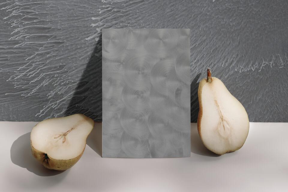 Verniciatura effetto alluminio